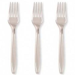 Forchette Plastica 24 pz