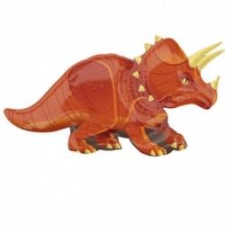Pallone Dinosauro Triceratopo 80 cm
