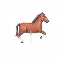 Pallone Cavallo marrone 30 cm