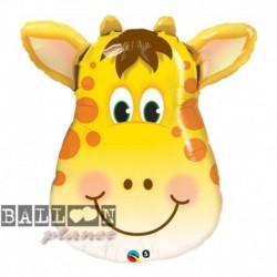 Pallone Testa Giraffa 81 cm