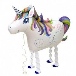Pallone A.W. Unicorno 70 cm