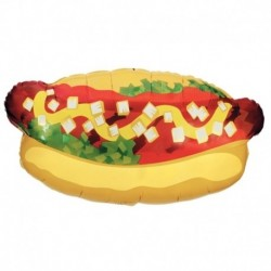 Pallone Hot Dog 70 cm