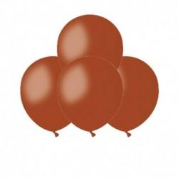 Palloncini Pastel Marroni 12 cm