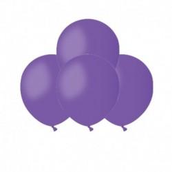 Palloncini Pastel Viola 12 cm