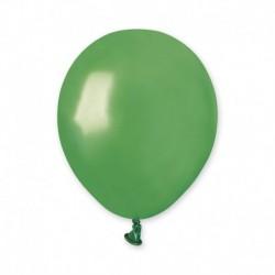 Palloncini Metallic Verde Prato 12 cm
