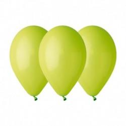 Palloncini Pastel Verde Lime 25 cm