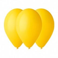 Palloncini Pastel Giallo 30 cm