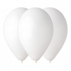 Palloncini Pastel Bianco 35 cm