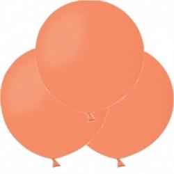 Palloncini Pastel Arancione 40 cm