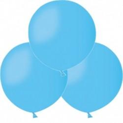 Palloncini Pastel Azzurro 40 cm