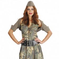 Soldatessa