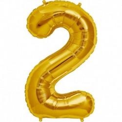 Numero 2 Oro