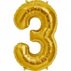 Numero 3 Oro