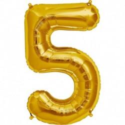 Numero 5 Oro