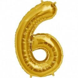 Numero 6 Oro