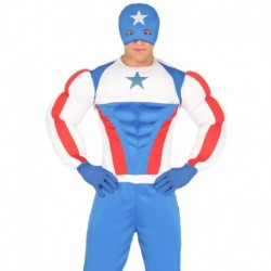 Costume American captain