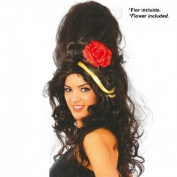 Parrucca Amy Winehouse