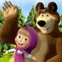 Cartoon e TV Bambina