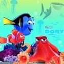 Party Finding Nemo e Dory