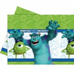 Tovaglia Plastica Monster University 120x180 cm