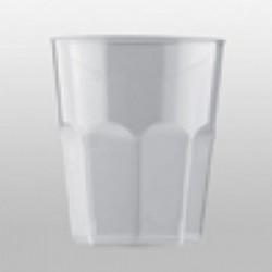6 Bicchieri Plastica Cocktail 350 cc