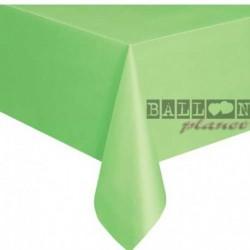 Gonna Plastica Verde Lime 74x420 cm