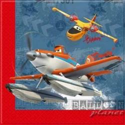 20 Tovaglioli Carta Planes 33x33 cm