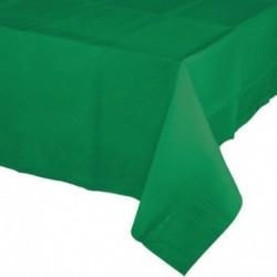 Tovaglia Carta Verde Smeraldo 137x274 cm