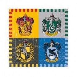 16 Tovaglioli Carta Potter 25x25cm