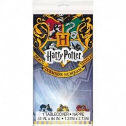 Tovaglia Plastica Harry Potter 130x210 cm