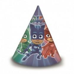 6 Cappellini Carta Pigiamini 12x16 cm