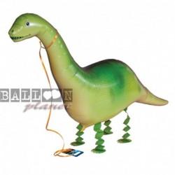 Pallone A.W. Brontosauro 115 cm