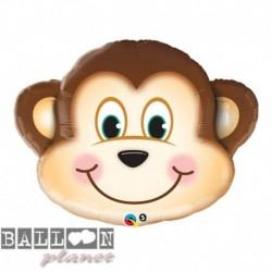 Pallone Testa Scimmia 89 cm