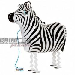 Pallone A.W. Zebra 65 cm