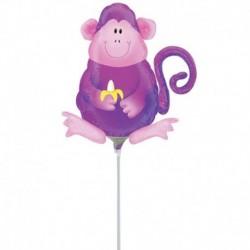 Palloncino Scimmia 30 cm