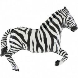 Pallone Zebra 70 cm