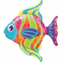 Pallone Pesce Tropicale 80 cm