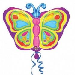 Pallone Farfalla 45 cm