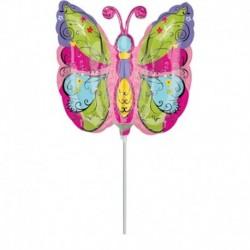 Pallone Farfalla 30 cm