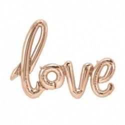 Pallone Love Argento 100 cm