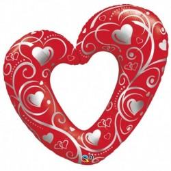 Pallone Heart 70 cm