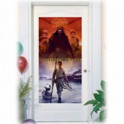 Door Banner Star Wars