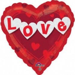 Pallone Jumbo Love 70 cm