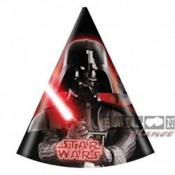 8 Cappellini Carta Star Wars 12x16 cm