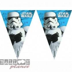 Festone Bandierine Star Wars 200 cm
