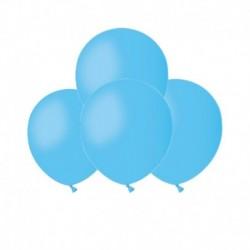 Palloncini Pastel Azzurro 12 cm