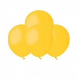 Palloncini Pastel Giallo 12 cm