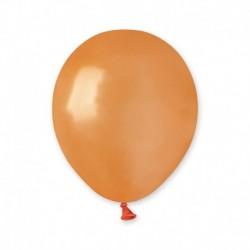 Palloncini Metallic Arancio 12 cm