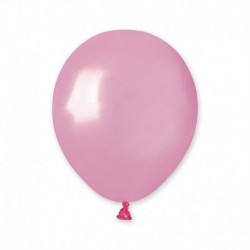 Palloncini Metallic Rosa 12 cm