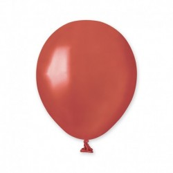 Palloncini Metallic Rosso 12 cm